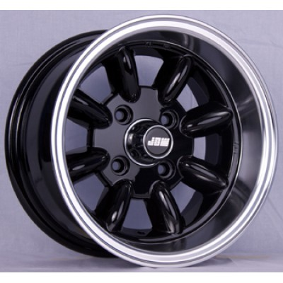 13.7 black vw golf alloy wheels