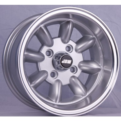 13.7 silver vw golf alloy wheels